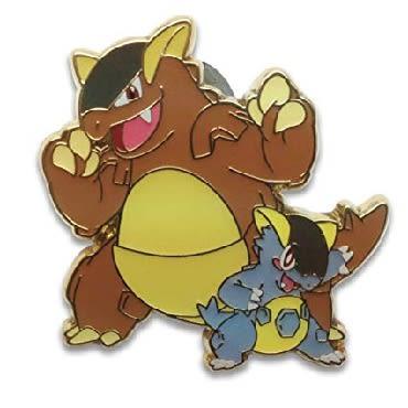 Pins Pokémon Oficiales