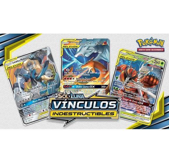 Kit Pokémon Sol y Luna - Vínculos indestructibles
