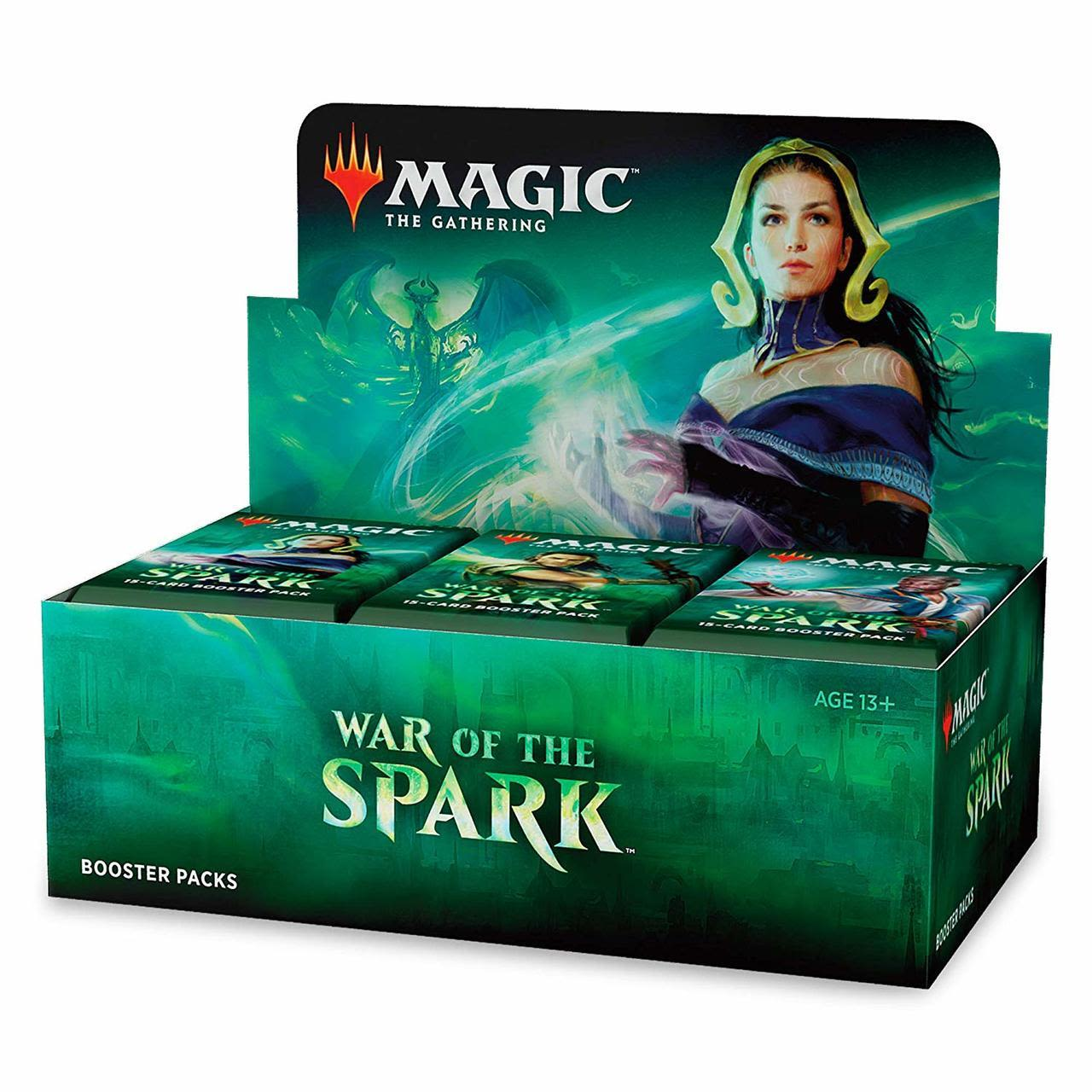 War of the Spark - Booster