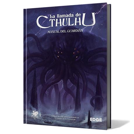 La Llamada de Cthulhu: Manual del Guardián 7ª Ed. - Juego de Rol