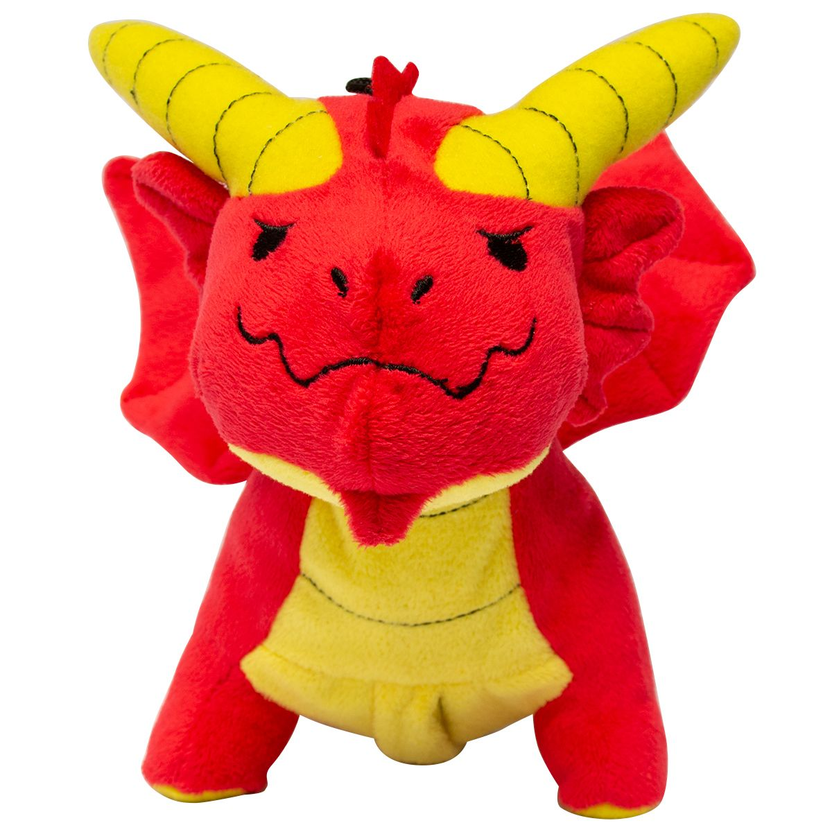 Porta Dados Plush D&D Red Dragon