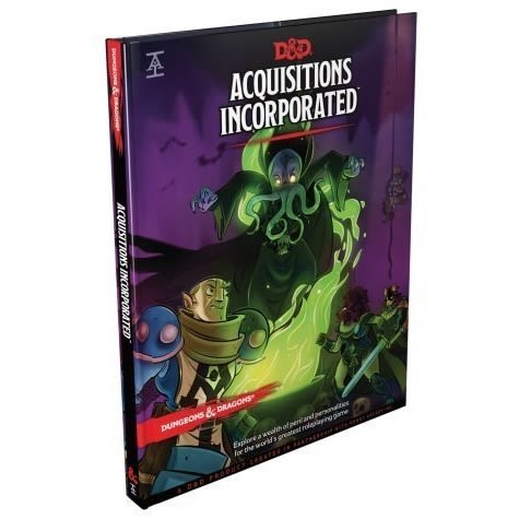 D&D 5th Ed. Acquisitions Incorporated