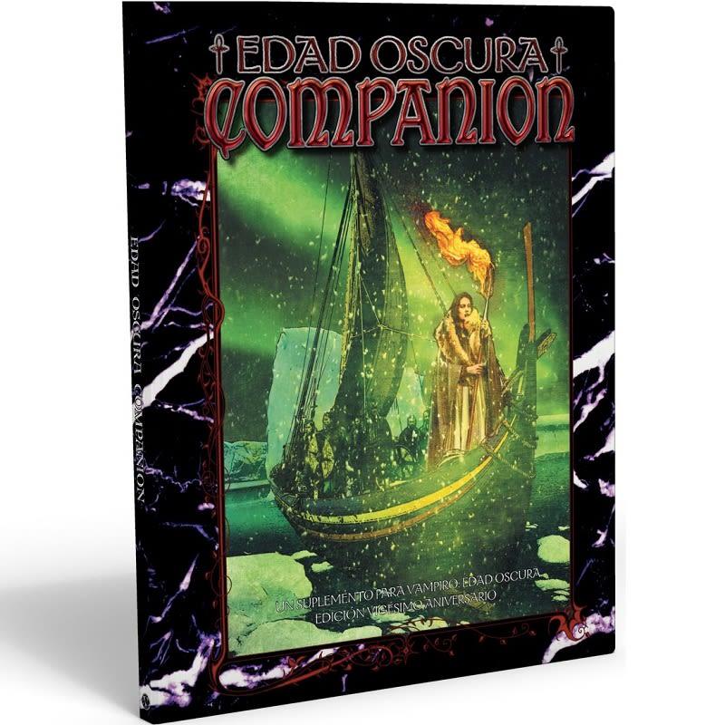 Vampiro: Edad Oscura Ed. 20° Aniversario - Companion