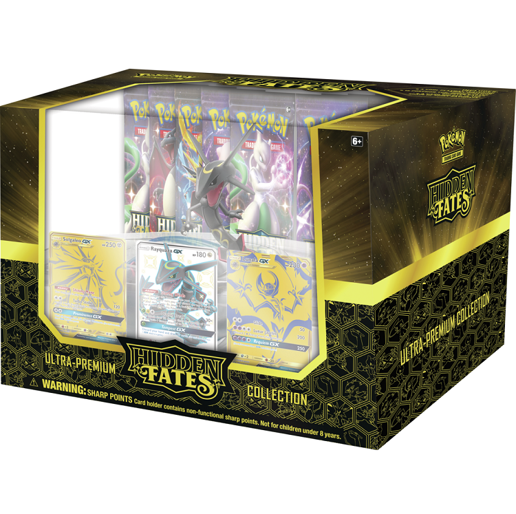Hidden Fates - Ultra Premium Collection