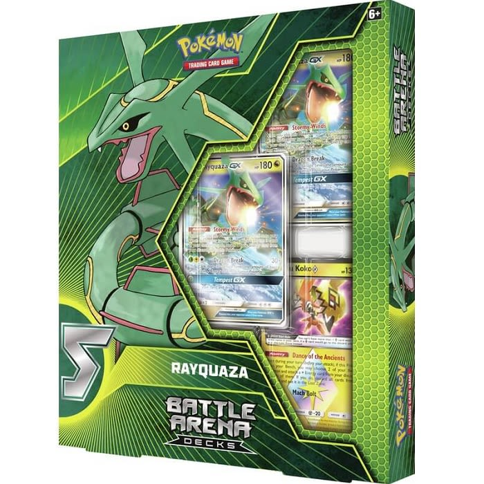 Battle Arena Deck: Rayquaza