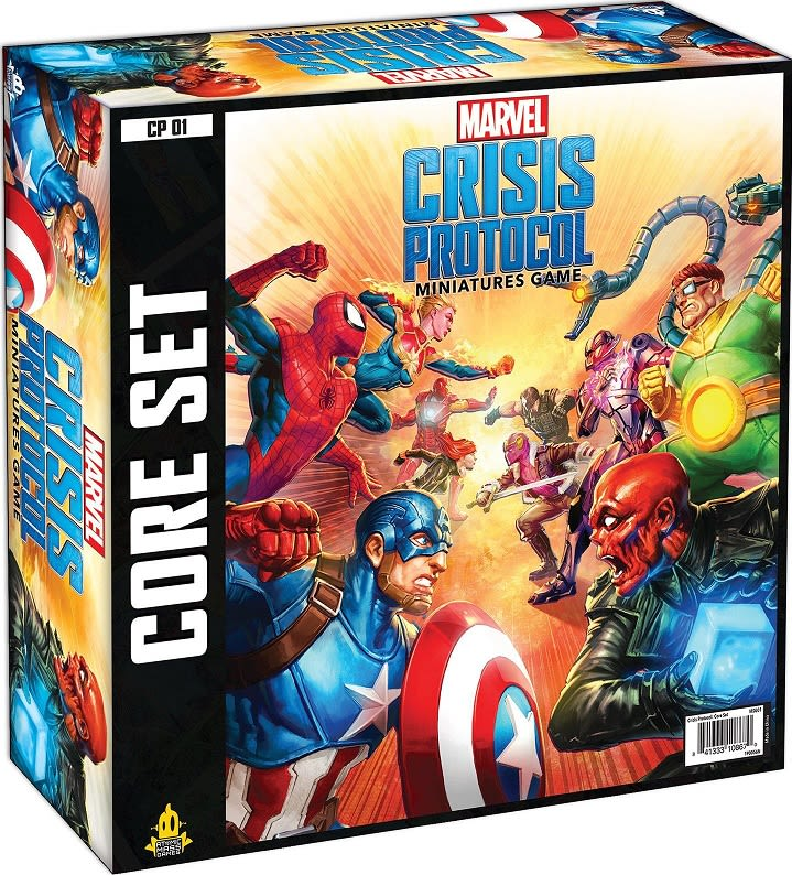 Marvel Crisis Protocol - Miniatures Game Core Set