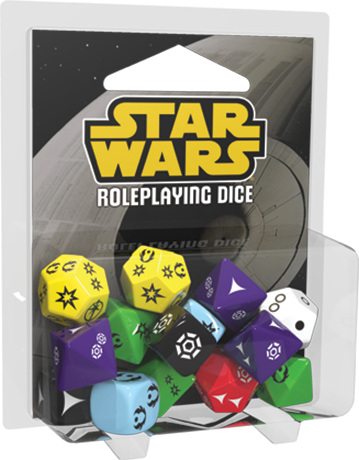 Star Wars - Roleplaying Dice