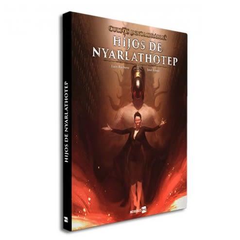 Cultos Innombrables - Hijos de Nyarlathotep