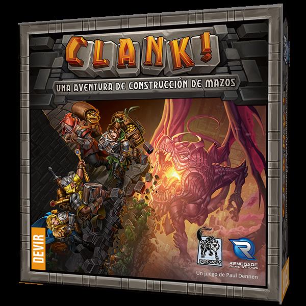 Clank! (Español)