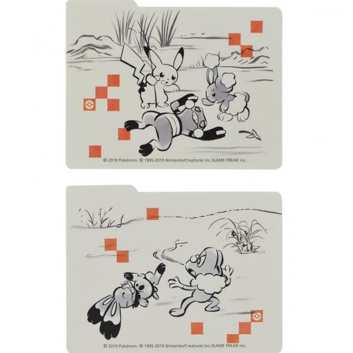 Caja Porta Mazo Premium Pokémon - Caricature Serie