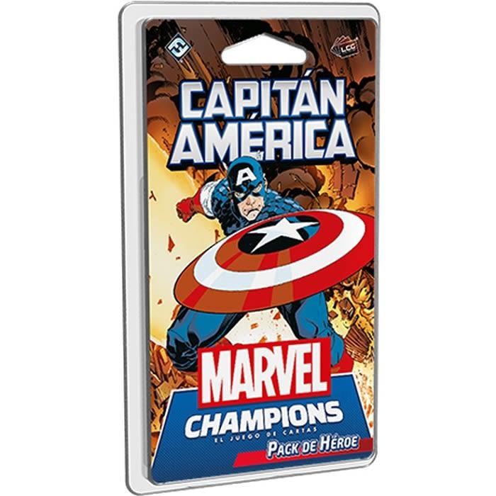 Marvel Champions - Capitán América