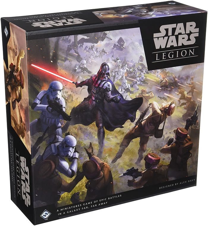 Star Wars Legion - Caja Básica