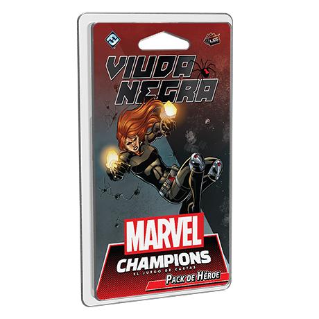 Marvel Champions - La Viuda Negra