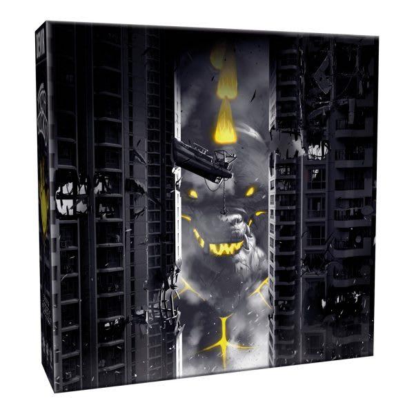 King of Tokyo - Edición Oscura