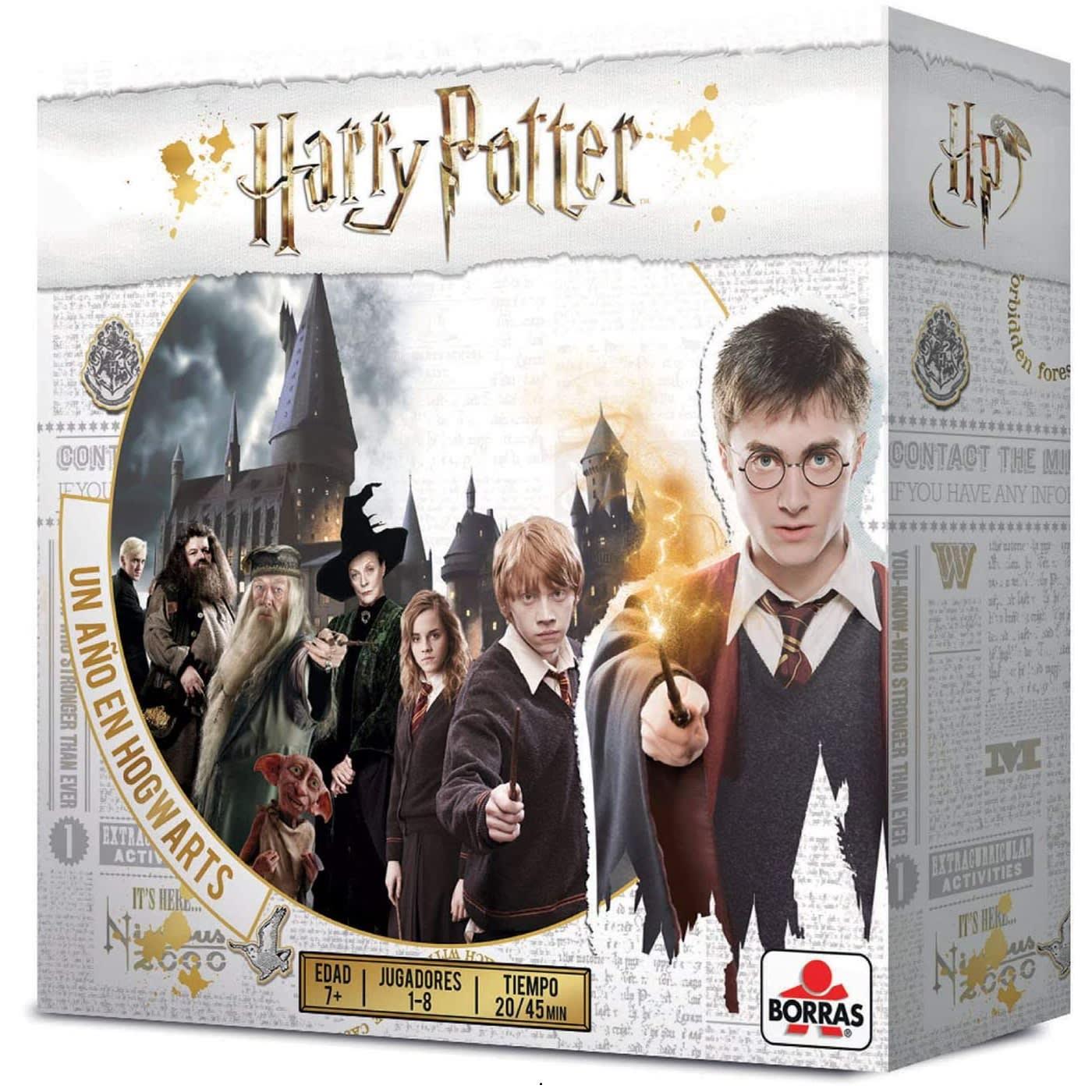 Harry Potter - Un Año en Hogwarts