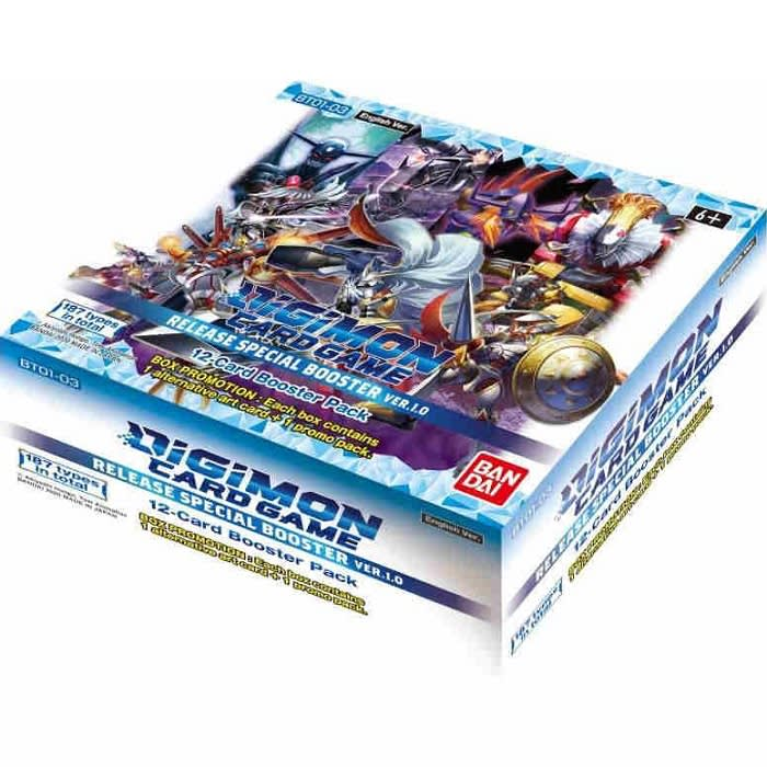 Release Special Ver. 1.0 - Booster Box