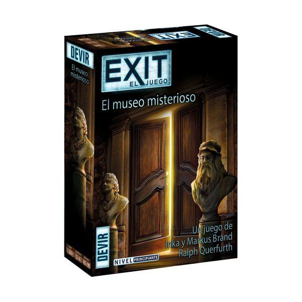 Exit - El Museo Misterioso