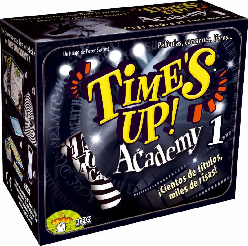Times Up! - Academy 1
