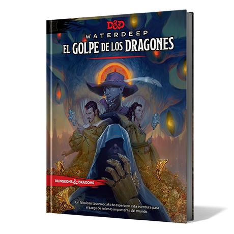 D&D 5th Edición Waterdeep: El Golpe de los Dragones