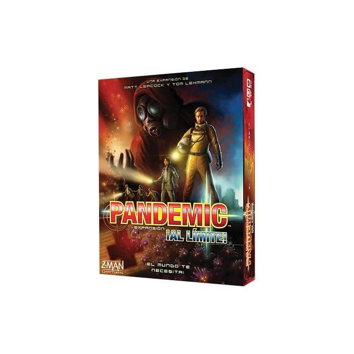 Pandemic ¡Al Limite! - Expansión
