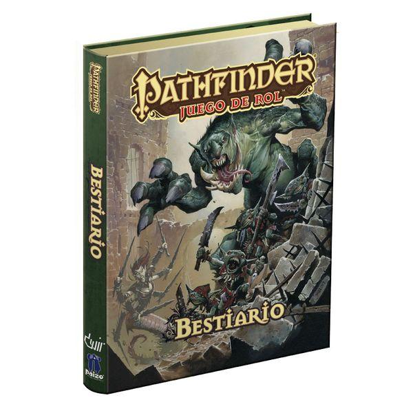 Pathfinder JDR - Bestiario