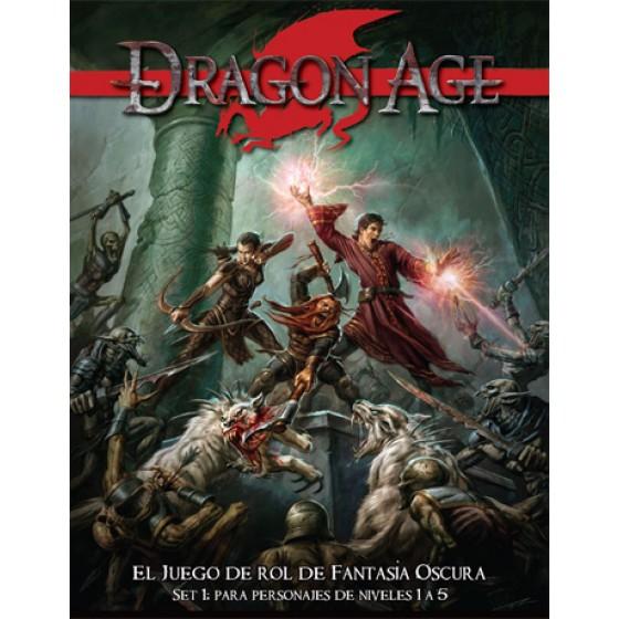 Dragon Age - Caja Basica