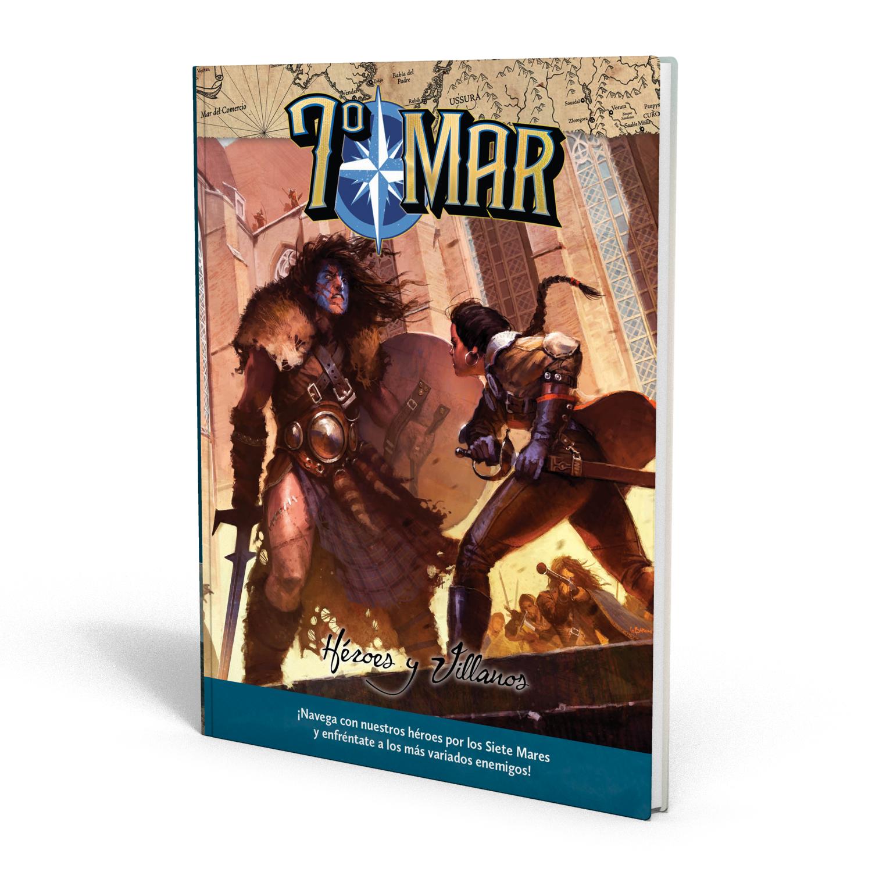 7° Mar Segunda Edición - Héroes y Villanos