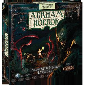 Arkham Horror: Innsmouth Horror