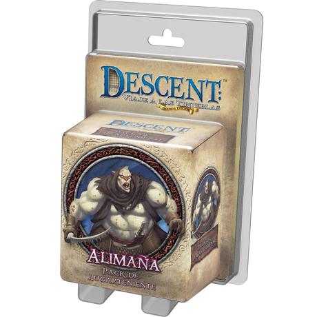 Descent 2ª Edición: Lugarteniente Alimaña