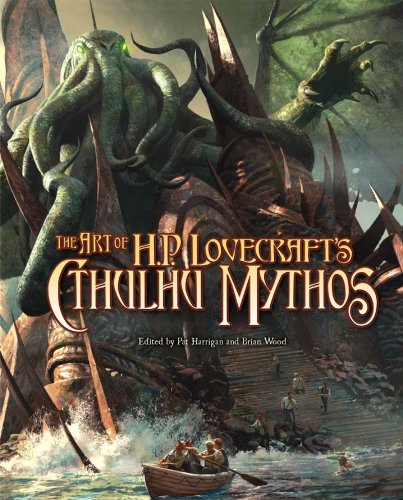 The Art of H.P. Lovecraft's: Cthulhu Mythos