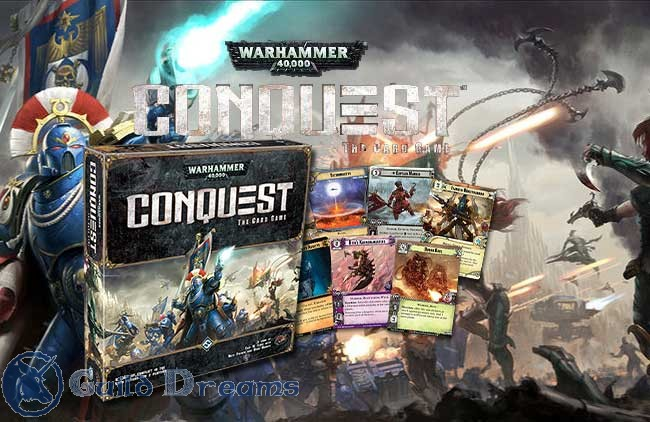 Warhammer 40,000 Conquest The Card Game (LCG)