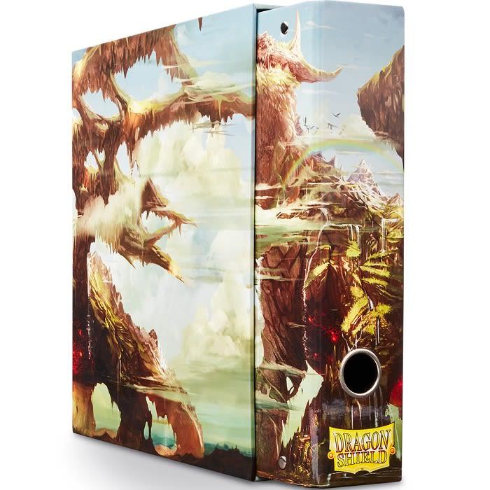 Archivador Dragon Shield Binder - Art Rodinion