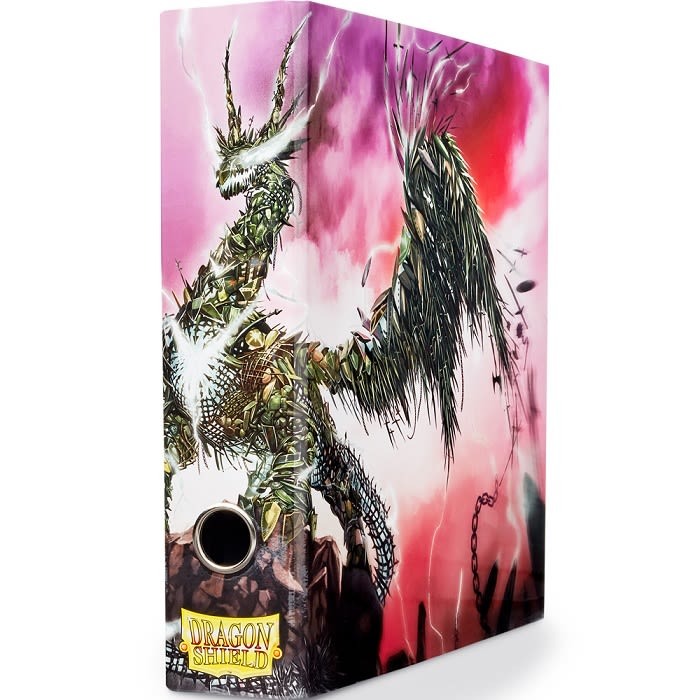 Archivador Dragon Shield Binder - Art Enimas