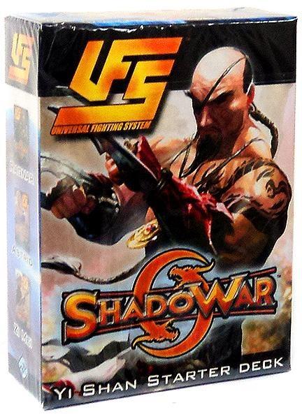 Shadowar Yi Shan Starter Deck