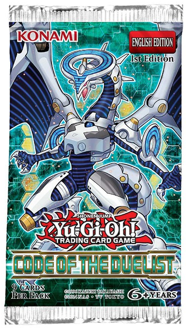 Code of The Duelist - Booster