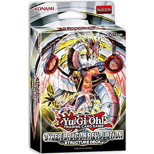 Cyber Dragon Revolution - Structure Deck