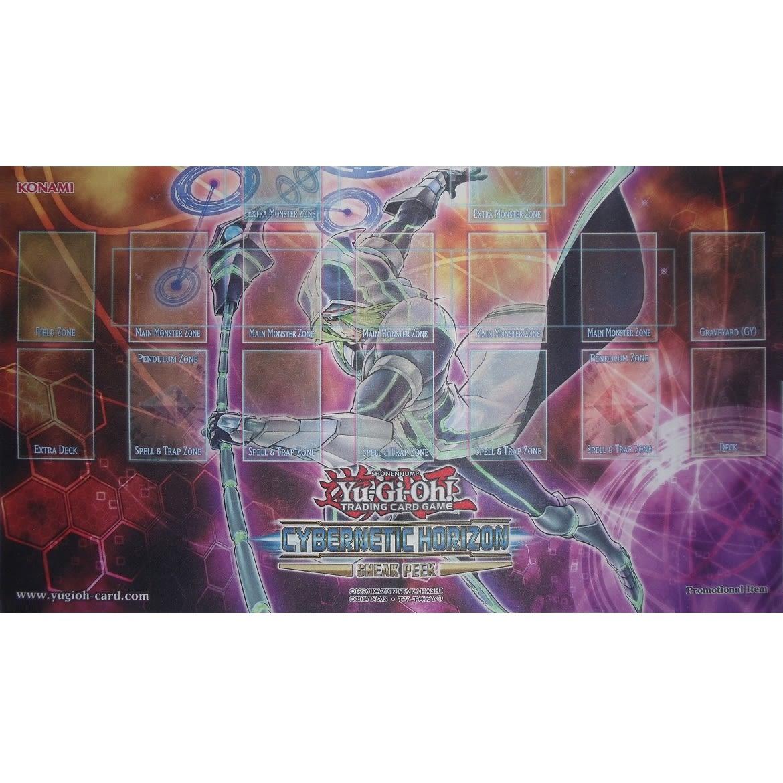 Playmat Yu-Gi-Oh! - Cyberse Magician