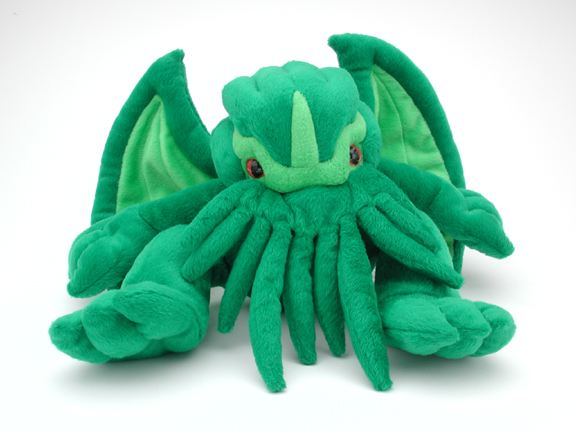 Cthulhu Verde Mediano