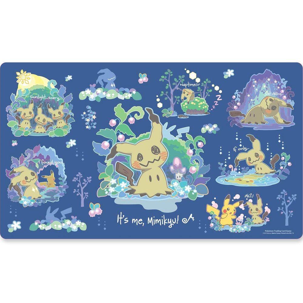 Playmat Pokémon - Mimikyu Day by Day