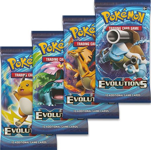 XY Evolutions - Booster