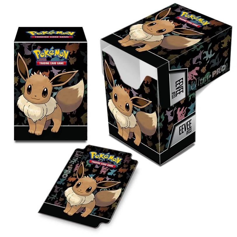 Caja Porta Mazo Pokémon - Eevee
