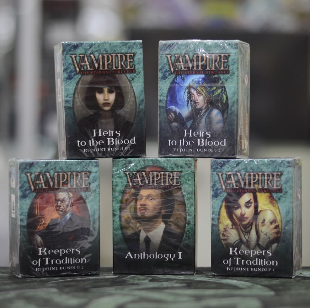 Keepers of Tradition - Bundle1