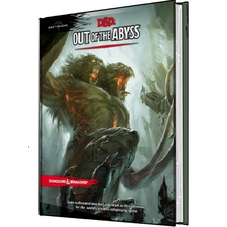 D&D 5th Ed. Out of the Abyss - Rage of Demons