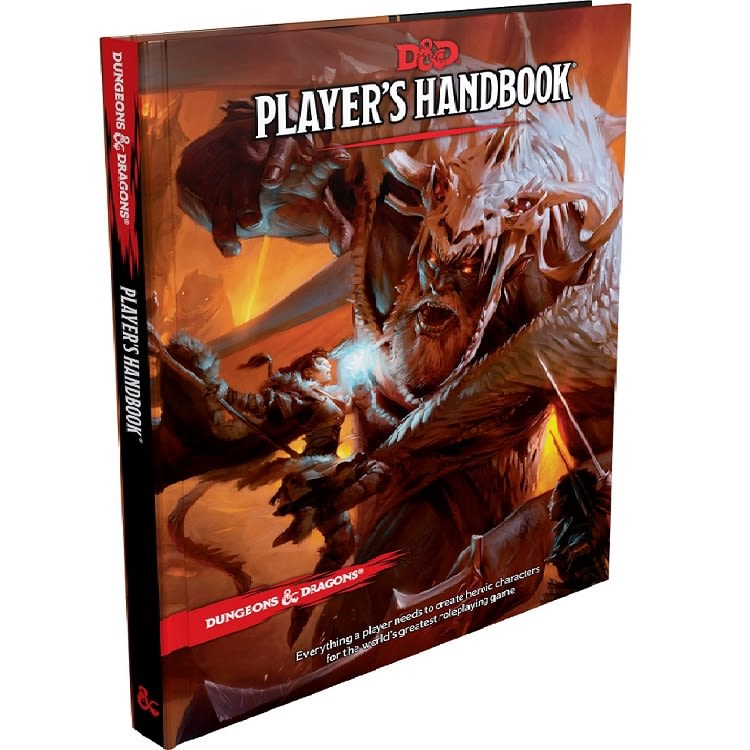 D&D 5th Ed. Player's Handbook