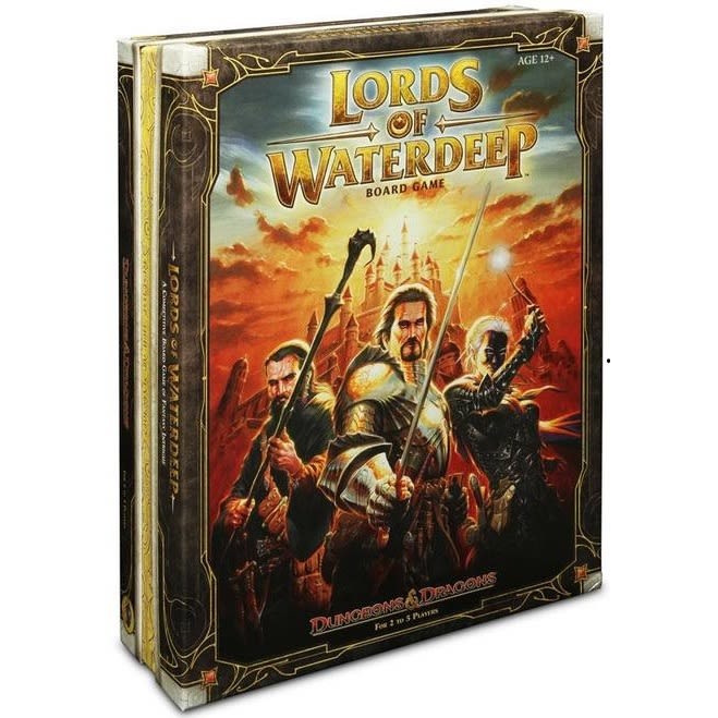 D&D Lords of Waterdeep - Board Game