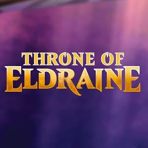Throne of Eldraine - Basic Lands & Tokens