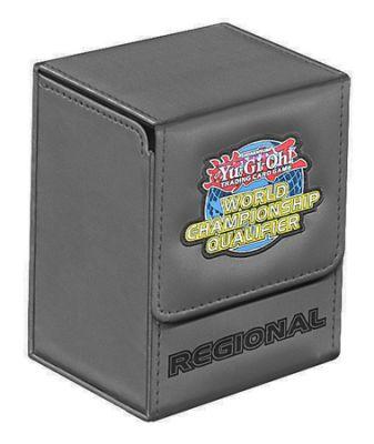 Yu-gi-oh WCQ Regional Deck Box - Gris