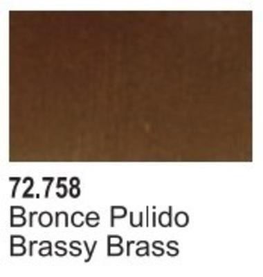 Game Air: Brassy Brass - Bronce Pulido 72.758