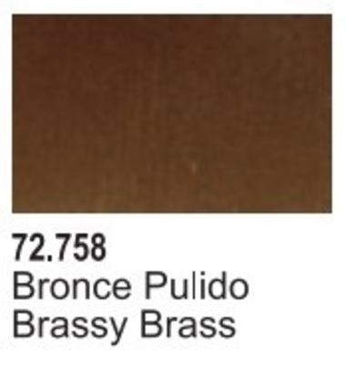 Game Air: Brassy Brass - Bronce Pulido 72.758