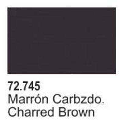 Game Air: Charred Brown - Marron Carbonizado 72.745